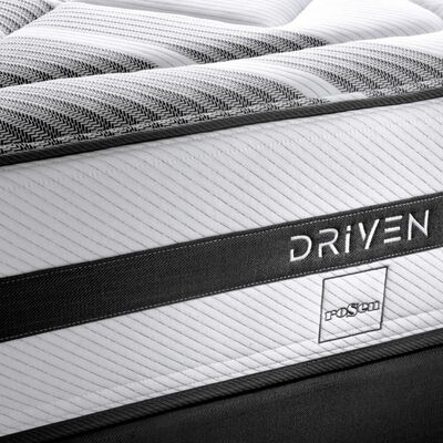 Cama Europea Rosen Driven / Base Dividida / Super King