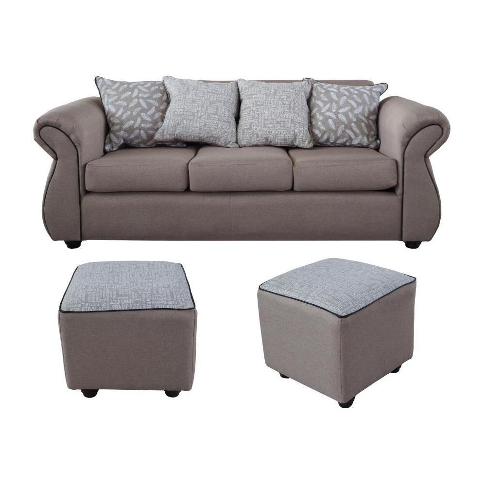 Sofa Seccional Elegant Detail Moscu image number 0.0