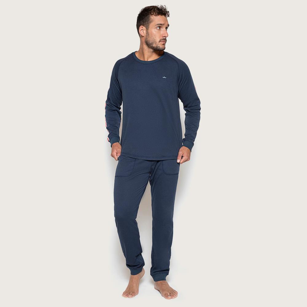 Pijama Largo Hombre Palmers / 2 Piezas image number 0.0