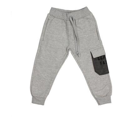 Pantalón De Buzo Infantil Fakini