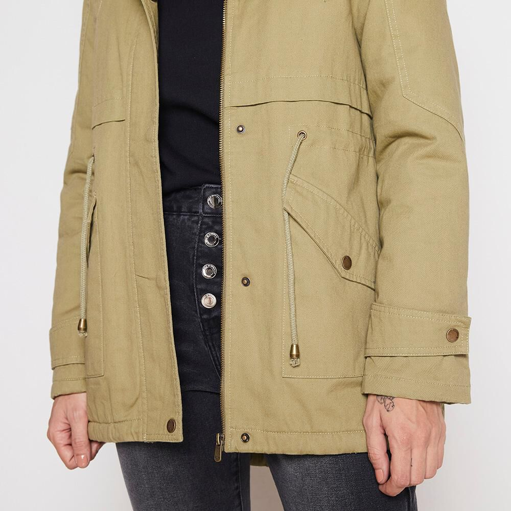 Chaqueta Mujer Rolly Go image number 4.0