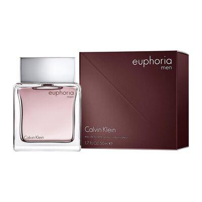 Perfume Euphoria Men Calvin Klein / 50 Ml / Eau De Toilette