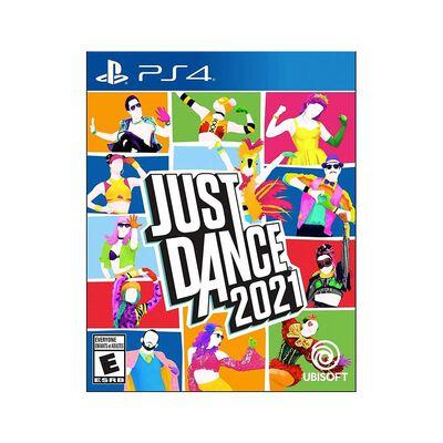 Videojuego Just Dance 2021 Ps4
