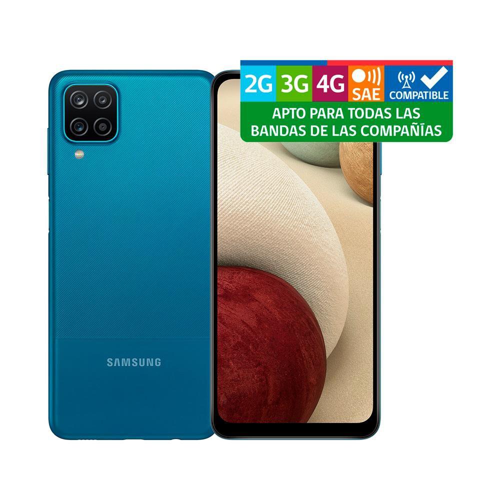 Smartphone Samsung Galaxy A12 Azul / 128 Gb / Liberado image number 10.0