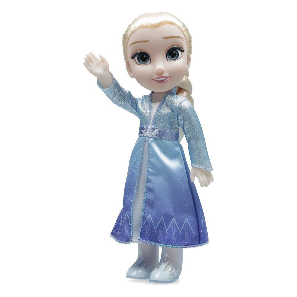 Muñeca Frozen Toddler image number 1.0