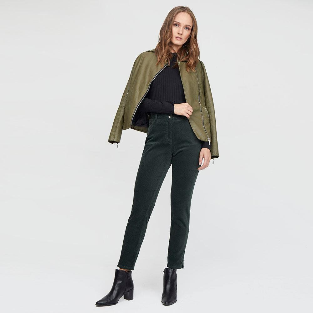 Pantalon Cotele  Mujer Kimera image number 1.0