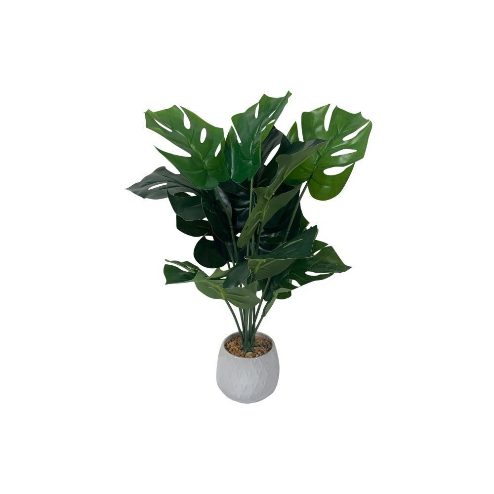 Planta Artificial Azhome Con Macetero image number 0.0