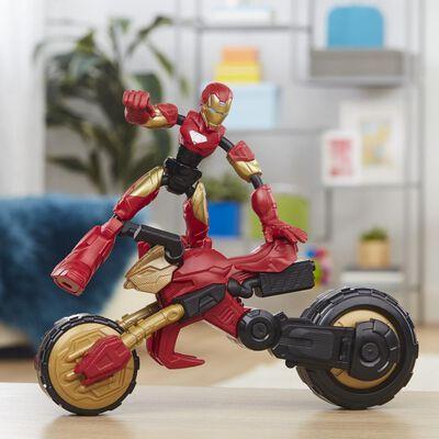 Figura De Acción Avenger Bend And Flex