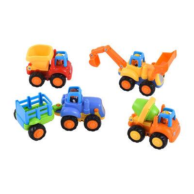 Set De Vehículos Baby Way Bw-Jp19