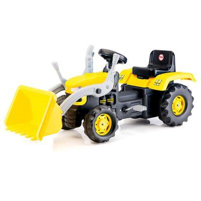 Tractor A Pedales Hitoys Con Pala Excabadora