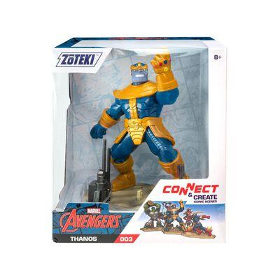 Figura De Acción Zoteki Avengers Thanos