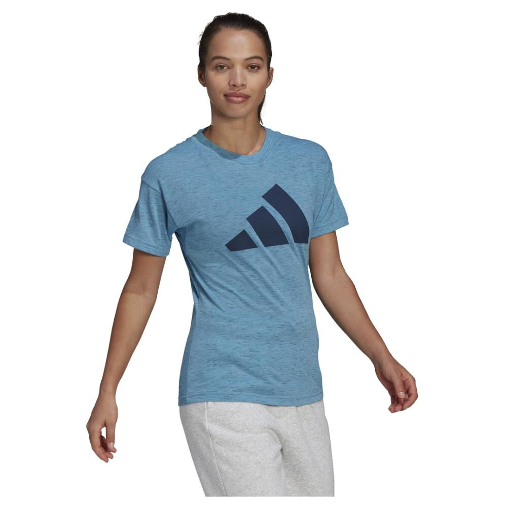 Polera Mujer Adidas Sportswear Winners 2.0 image number 1.0