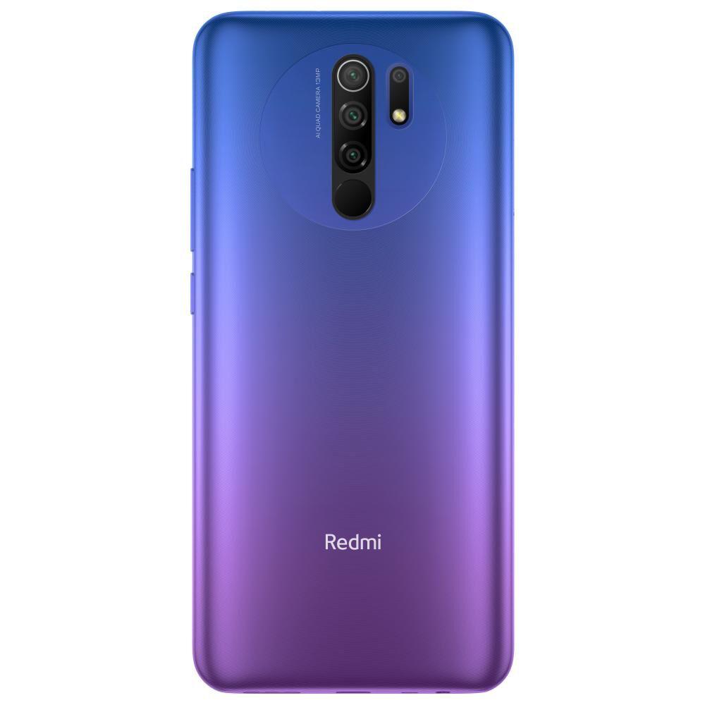 Smartphone Xiaomi Redmi 9 Sunset Purple / 64 Gb image number 2.0