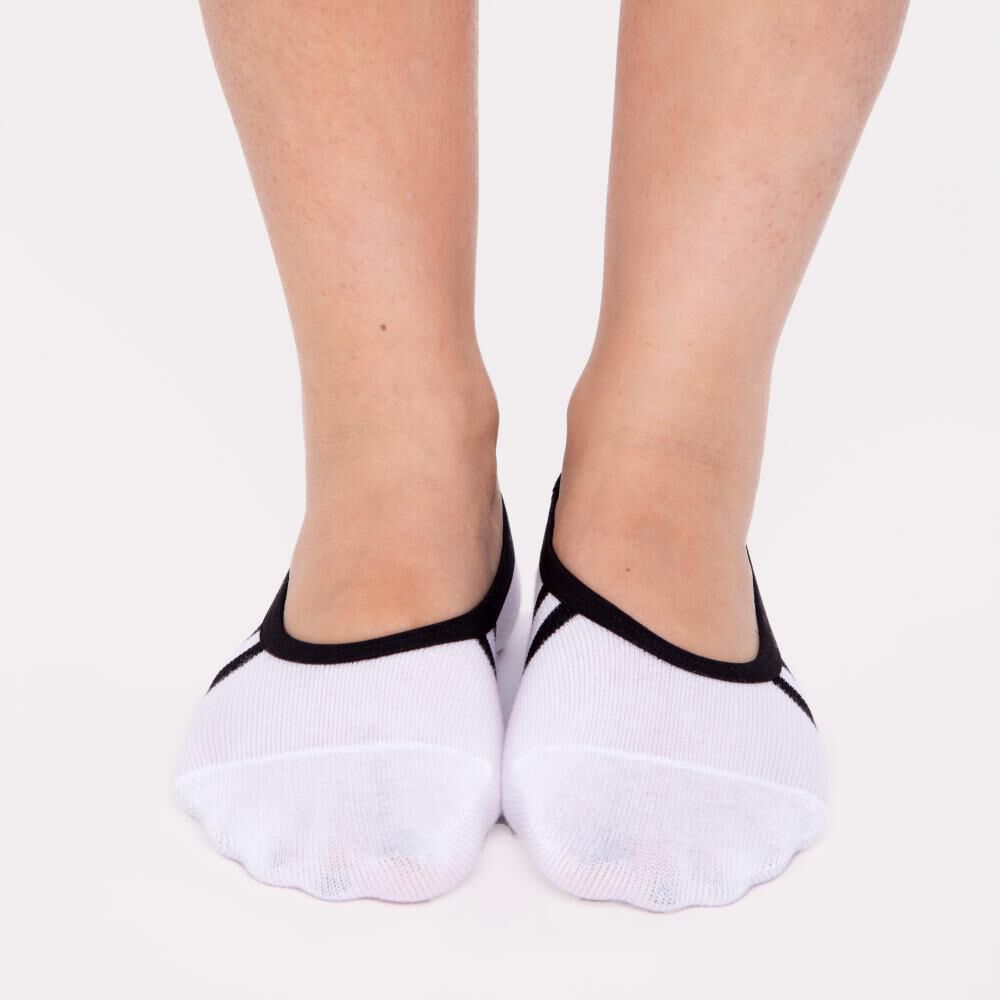 Tripack Calcetines Mujer Everlast image number 1.0
