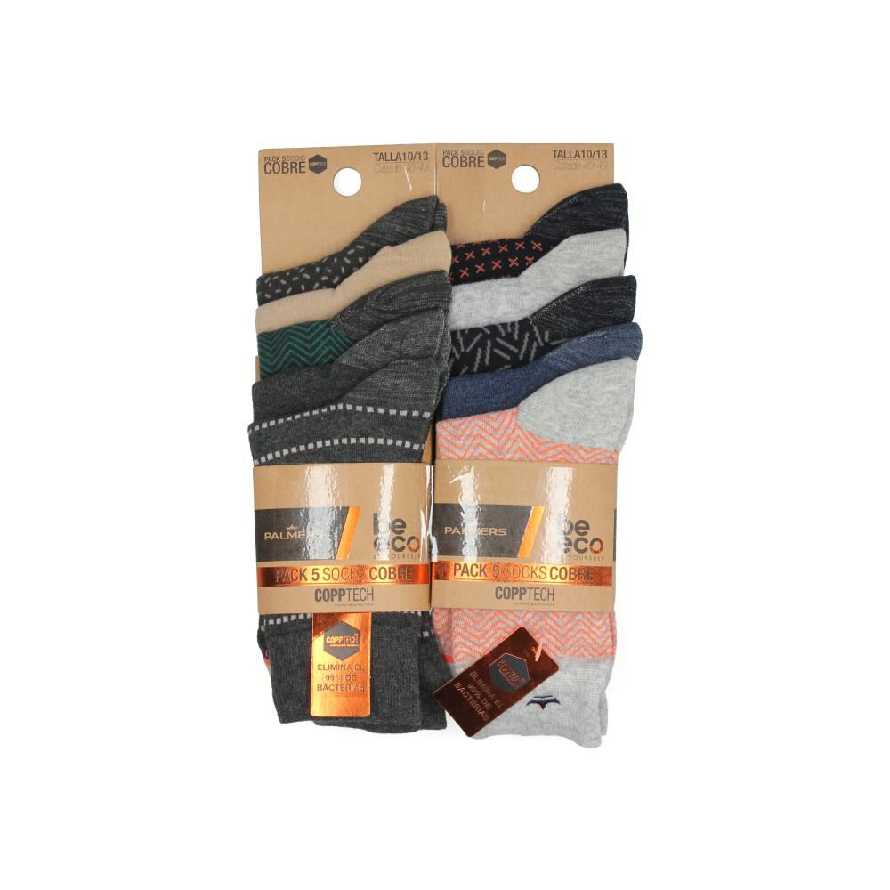 Pack Calcetines Unisex Palmers / 10 Pares image number 0.0