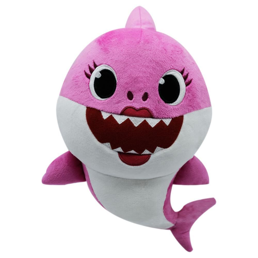 Bs08002 Peluche Mama Shark 11.5 Son image number 2.0