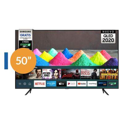 """Qled Samsung 50Q60TA / 50"""" / Ultra Hd / 4K / Smart Tv"""