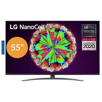 "Led LG 55NANO81SNA / 55 "" / 4k Hdr / Smart Tv"