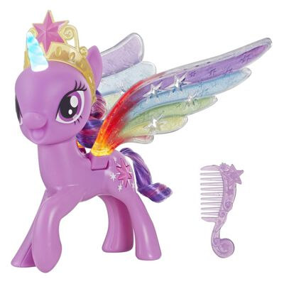 E2928 Mlp Flutter And Glow Twilight