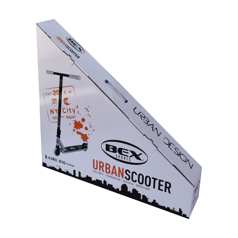 Triscooter Bex Sc-008 image number 3.0