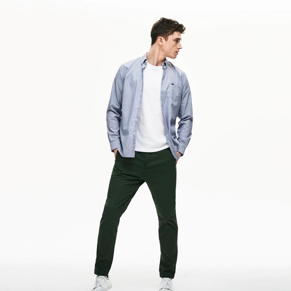 Camisa Hombre Lacoste image number 0.0