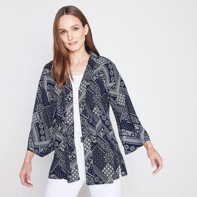 Kimono Print Mujer Geeps