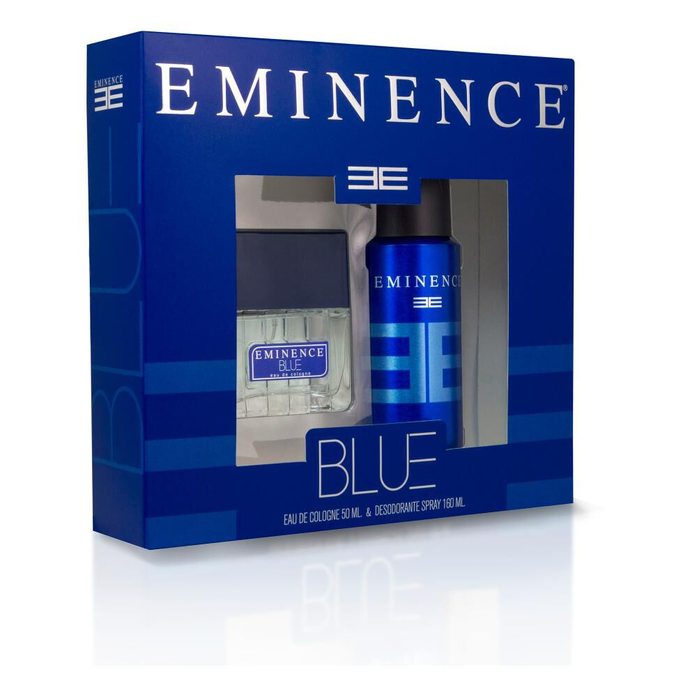 Estuche Blue Eminence / 50 Ml / Edp + Desodorante Spray / 160ml image number 0.0