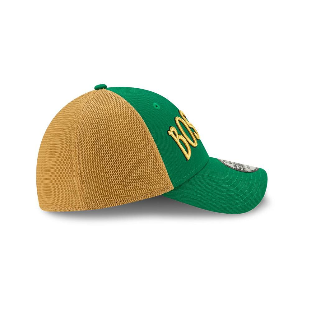 Jockey New Era 3930 Boston Celtics image number 5.0