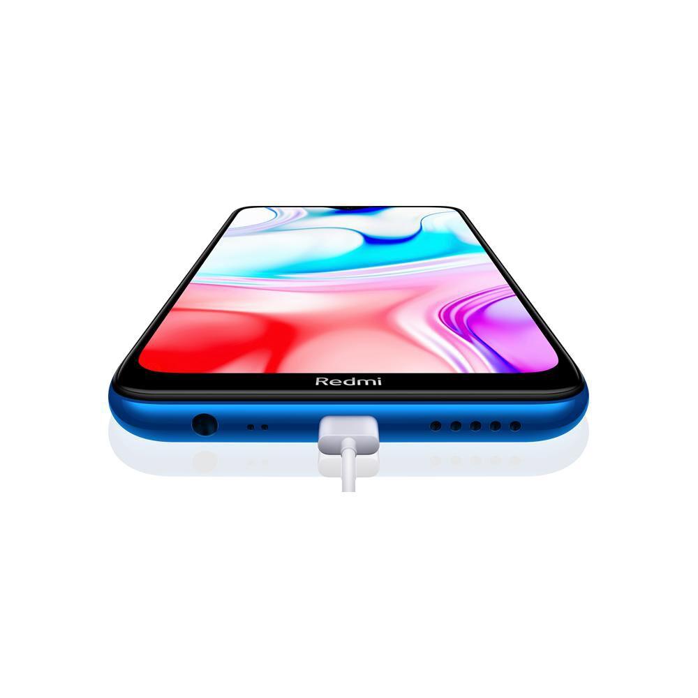 Smartphone Xiaomi Redmi 8  Sapphire Blue  /  32 Gb   /  Liberado image number 4.0