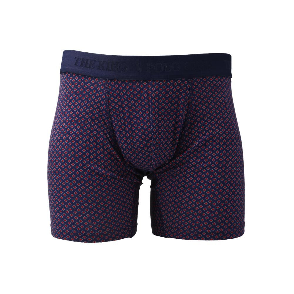 Pack Boxer Clásico Unisex The King's Polo Club / 3 Unidades image number 3.0