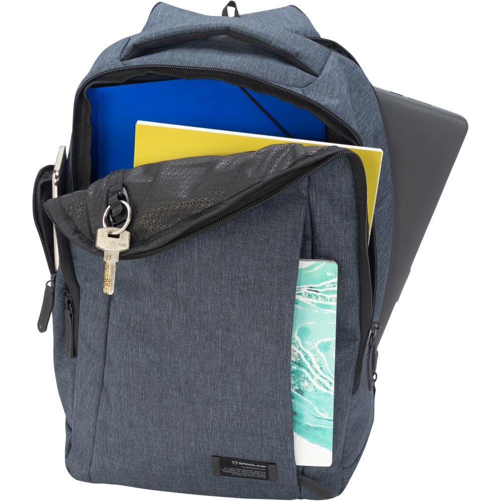 Mochila Laptop Backpack Venture Pro Saxoline / 27.5 Litros image number 3.0