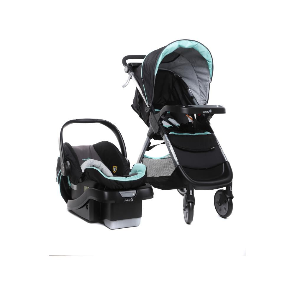 Coche Travel System Amble Lux Black Ice Infanti image number 0.0