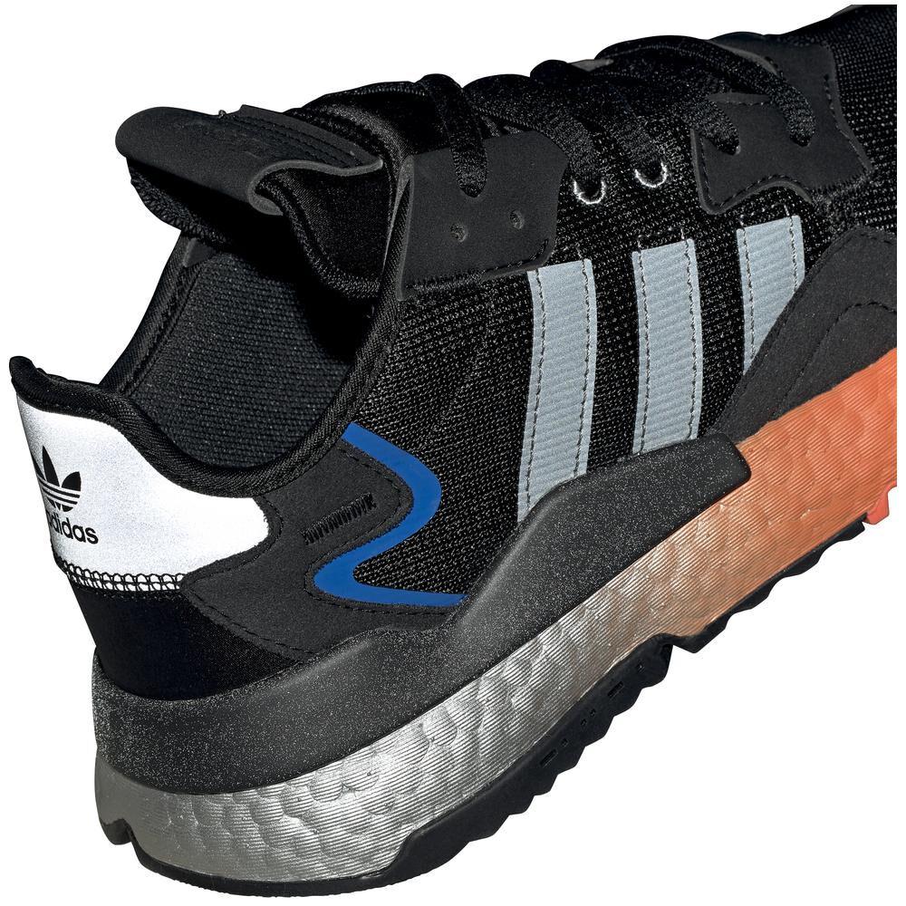 Zapatilla Running Hombre Adidas Nite Jogger image number 4.0