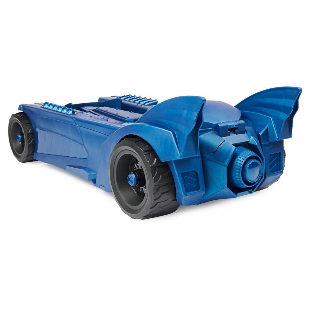 Figura De Acción Dc Batman Vehículo image number 4.0