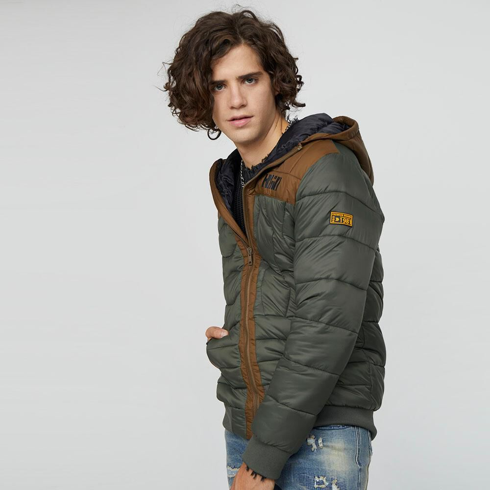 Parka Hombre Rolly Go image number 0.0
