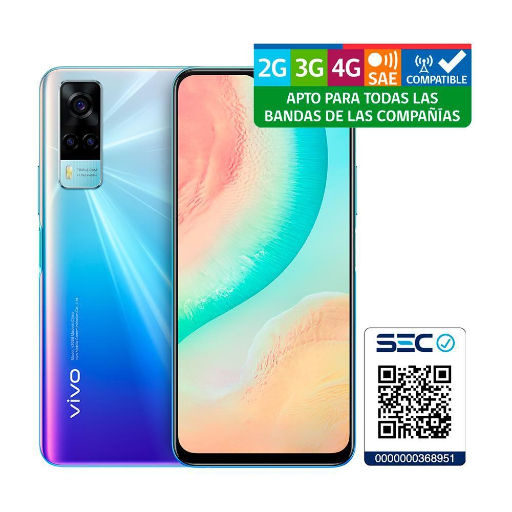 Smartphone Vivo Y53s / 128 Gb / Liberado image number 8.0