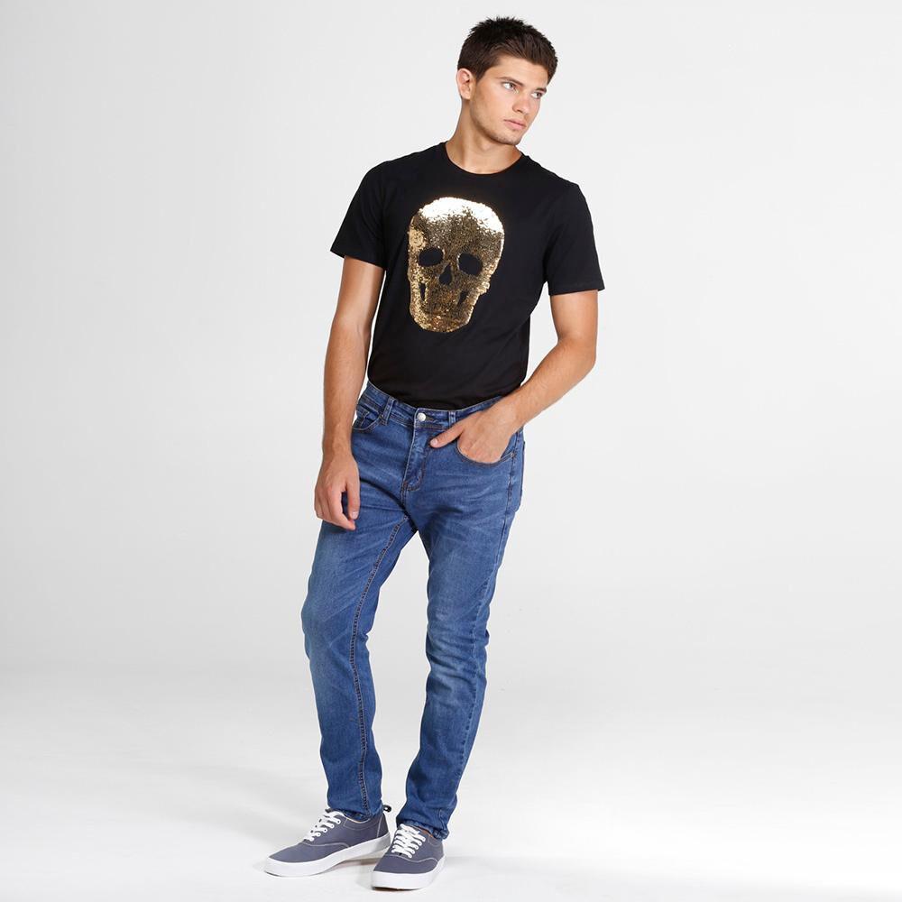 Jeans Az Black Azjdscampnou image number 1.0