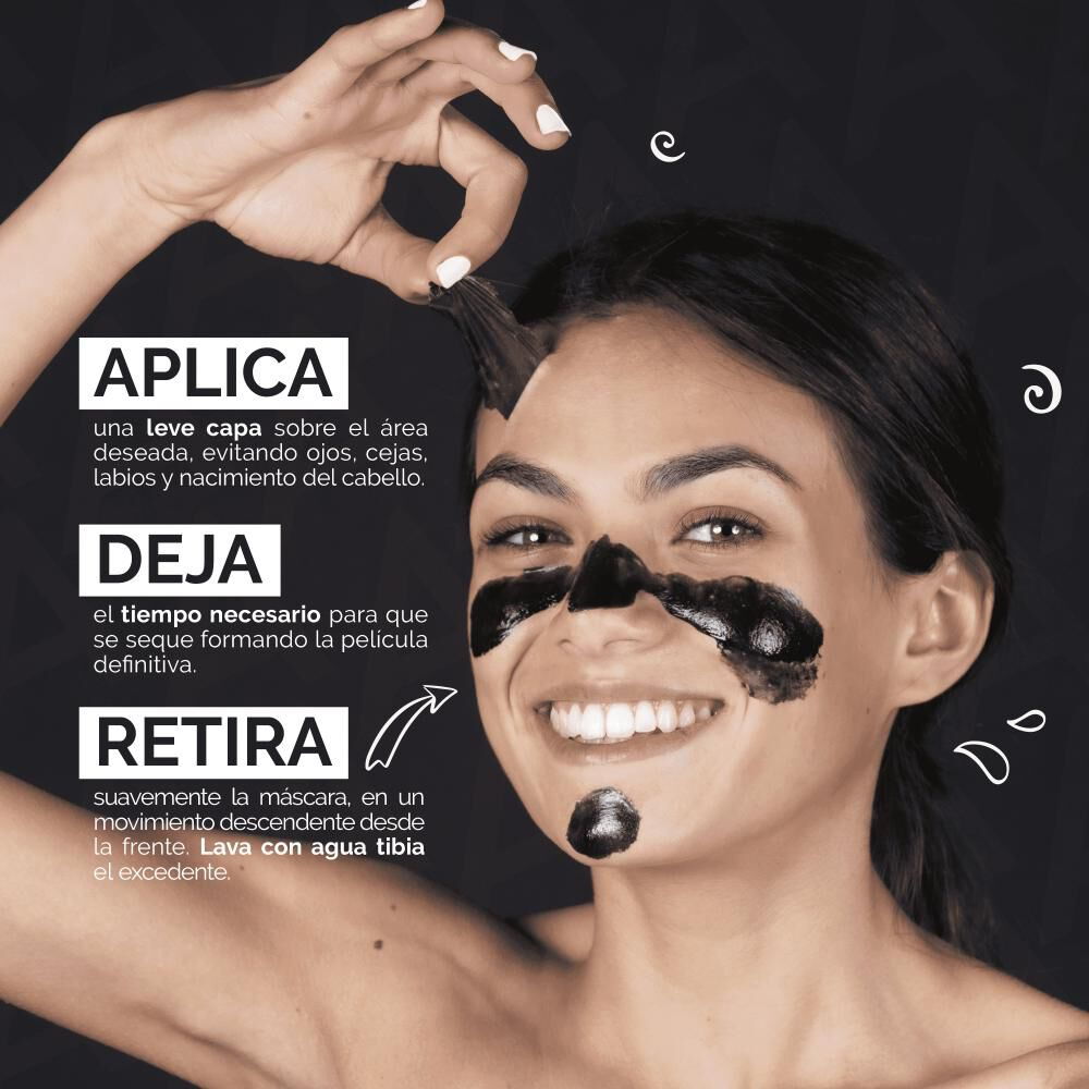 Mascarilla Facial Asepxia / 30 Gr image number 3.0
