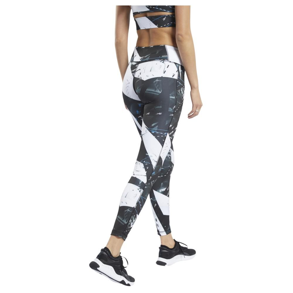 Calza Mujer Reebok Workout Ready Aop image number 1.0