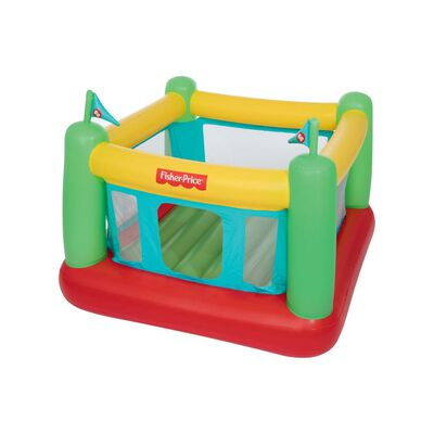 Castillo Inflable Eléctrico Fisher Price Bouncesational