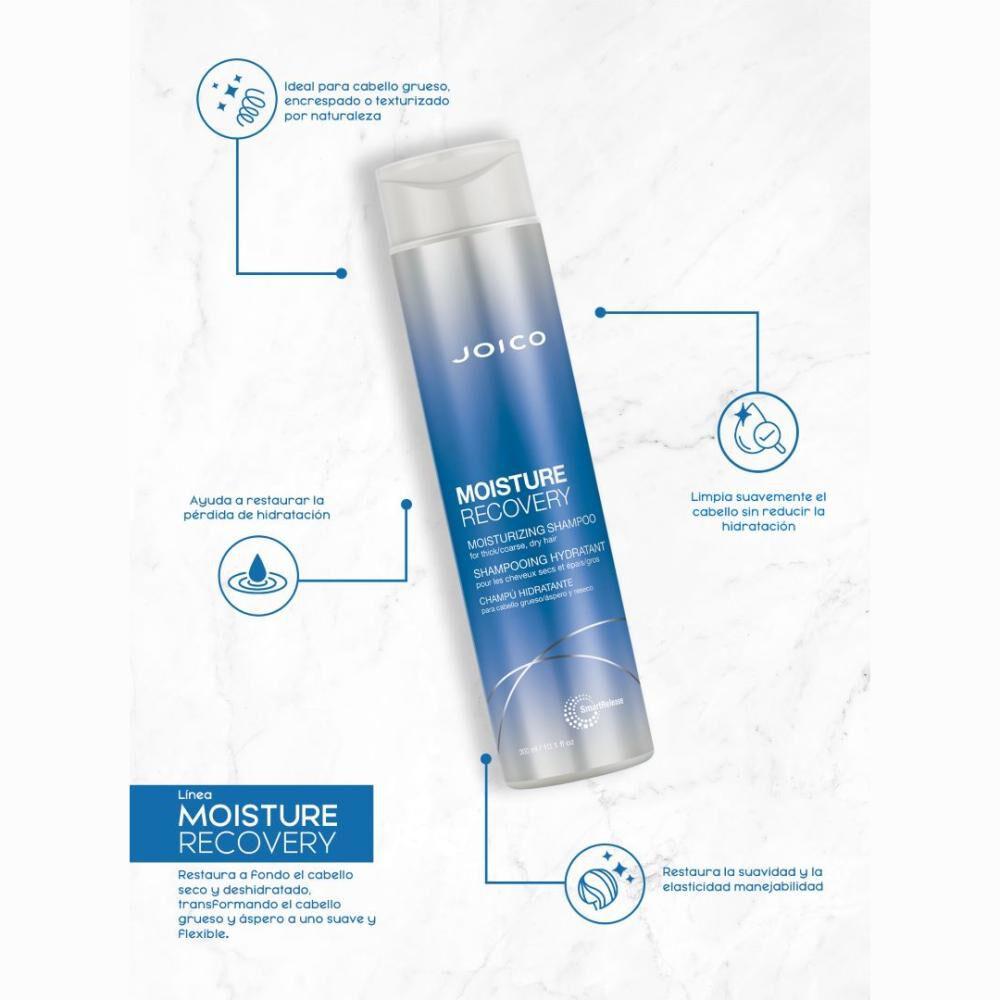 Shampoo Moisture Recovery 300 ML Joico image number 0.0