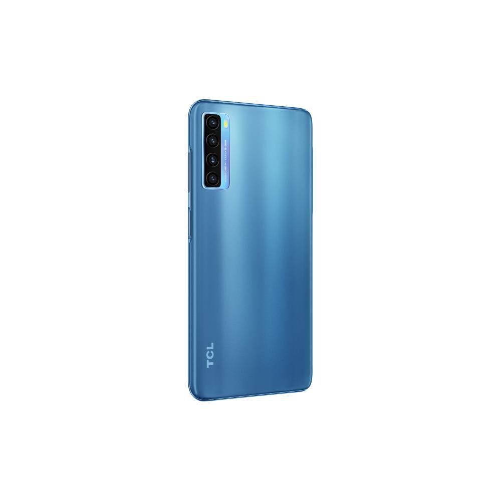 Smartphone Tcl 20l Azul / 256 Gb / Liberado + Audífonos Tcl S150 image number 2.0