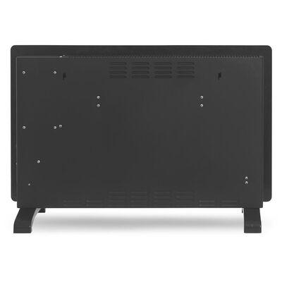 Panel Black Glass Max