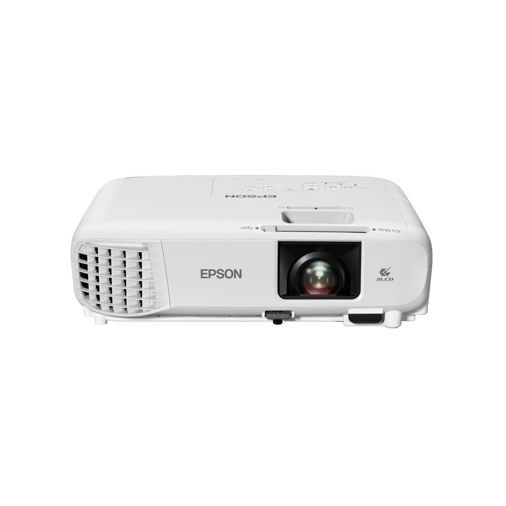 Proyector Epson 118 image number 2.0
