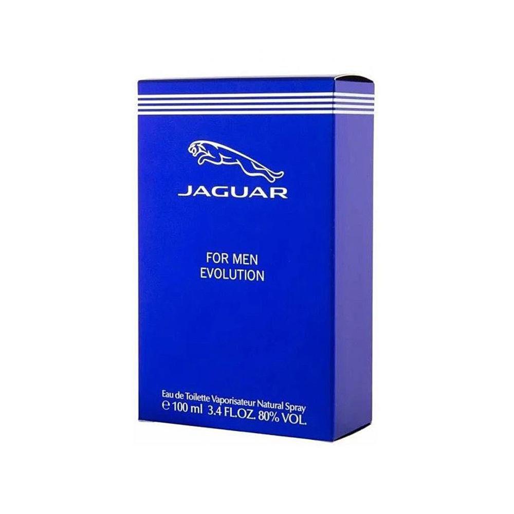Perfume Hombre For Men Evolution Jaguar / 100 Ml / Eau De Toillete image number 2.0