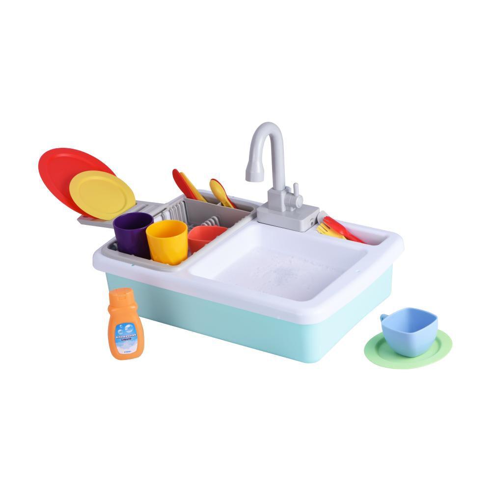 Juego De Rol De Cocina Hitoys Kitchen Sink image number 2.0