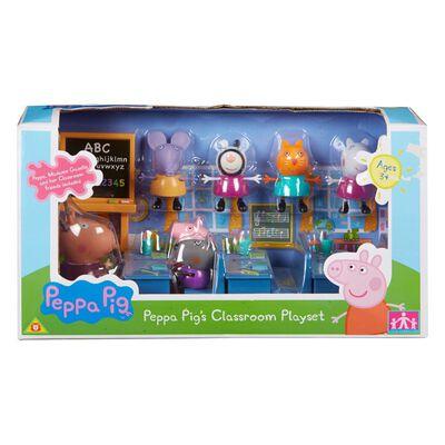 Set Peppa Pig Clasroom