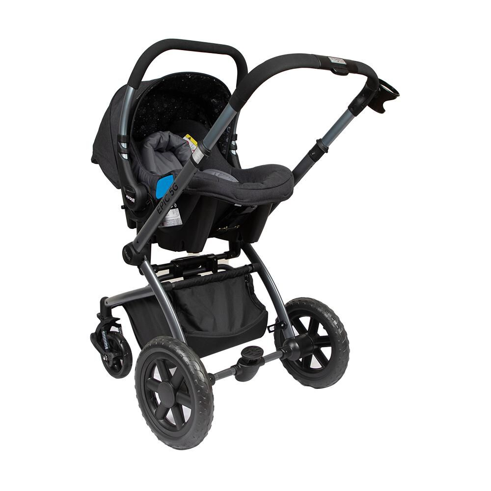 Coche Travel System Infanti Epic 5g image number 11.0