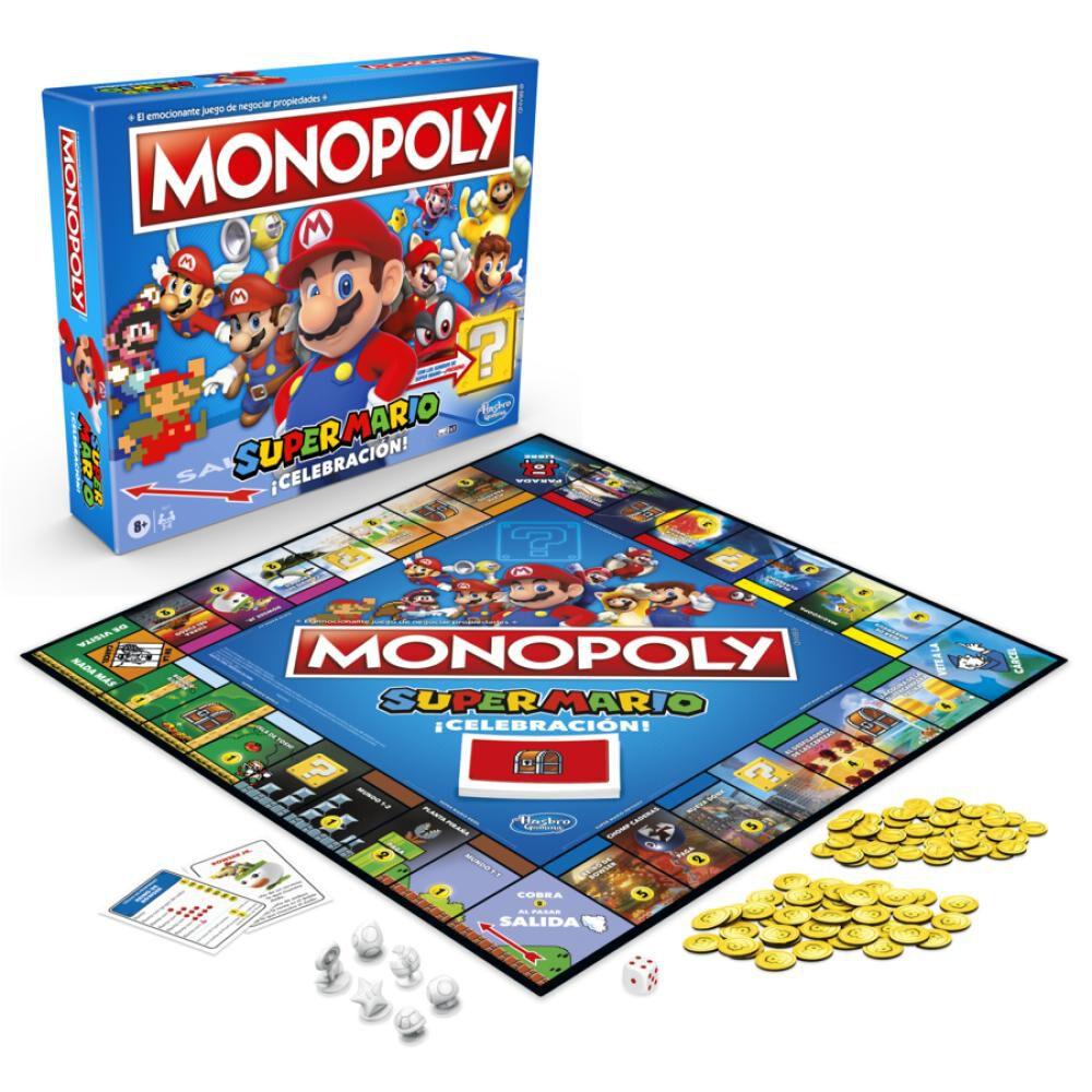 Juegos Familiares Monopoly Nintendo image number 0.0