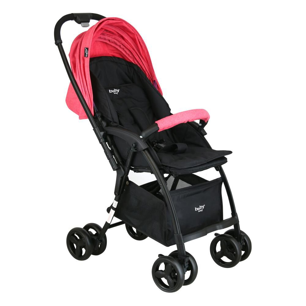 Coche De Paseo Baby Way Bw-208F19 image number 5.0